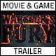 Warrior's Fury: Movie & Game Trailer - VideoHive Item for Sale