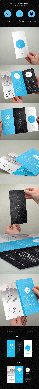 Creative Multipurpose Trifold Brochure - 11 - Corporate Brochures