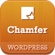 Chamfer - One Page Responsive Theme Nulled