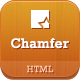 Chamfer - One Page Creative HTML Template Nulled