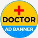 Get Doctor - HTML5 GWD Ad Banners - CodeCanyon Item for Sale