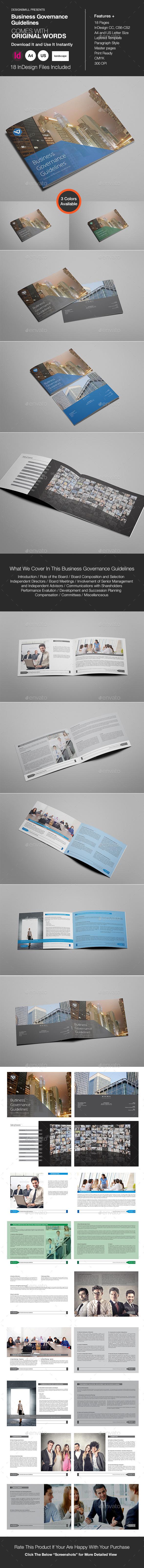 Proposal - Miscellaneous Print Templates
