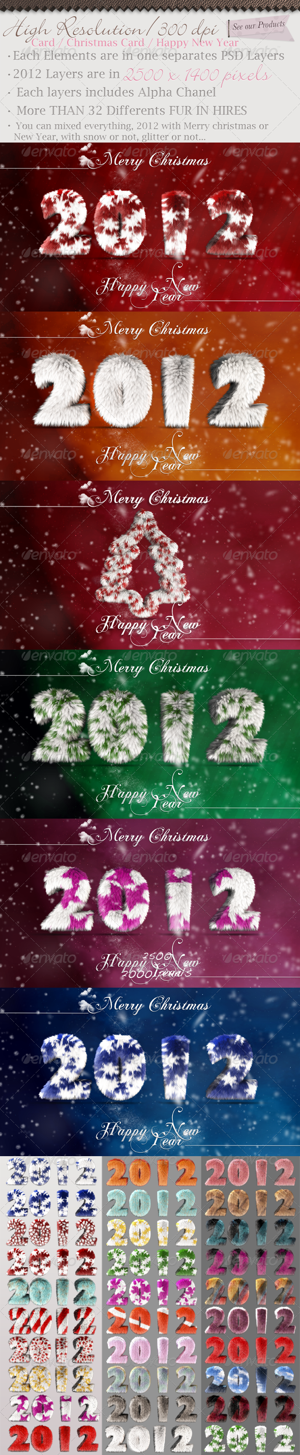 HappyNewYear and Christmas and More... - Miscellaneous Illustrations