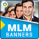 MLM Banners - GraphicRiver Item for Sale