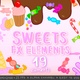 Sweets FX Elements - VideoHive Item for Sale