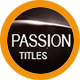Passion Titles - VideoHive Item for Sale
