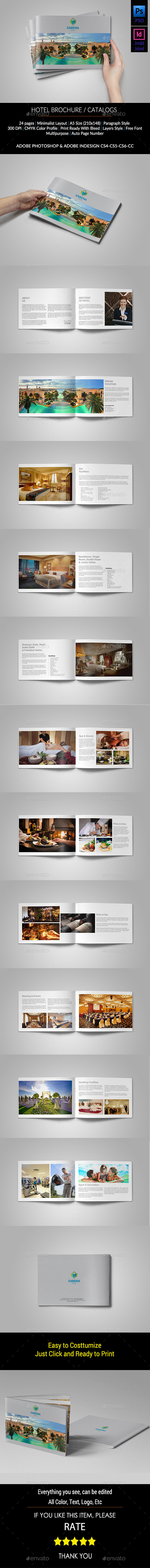 Hotel Brochure / Catalogs - Catalogs Brochures