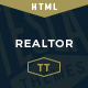 Realtor - A Real Estate Template - ThemeForest Item for Sale