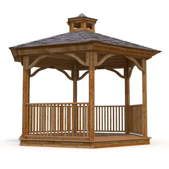 Pergola Classic - 3DOcean Item for Sale