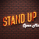 Stand Up Comedy Show - VideoHive Item for Sale