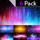 Music Equalizer-6 Pack - VideoHive Item for Sale