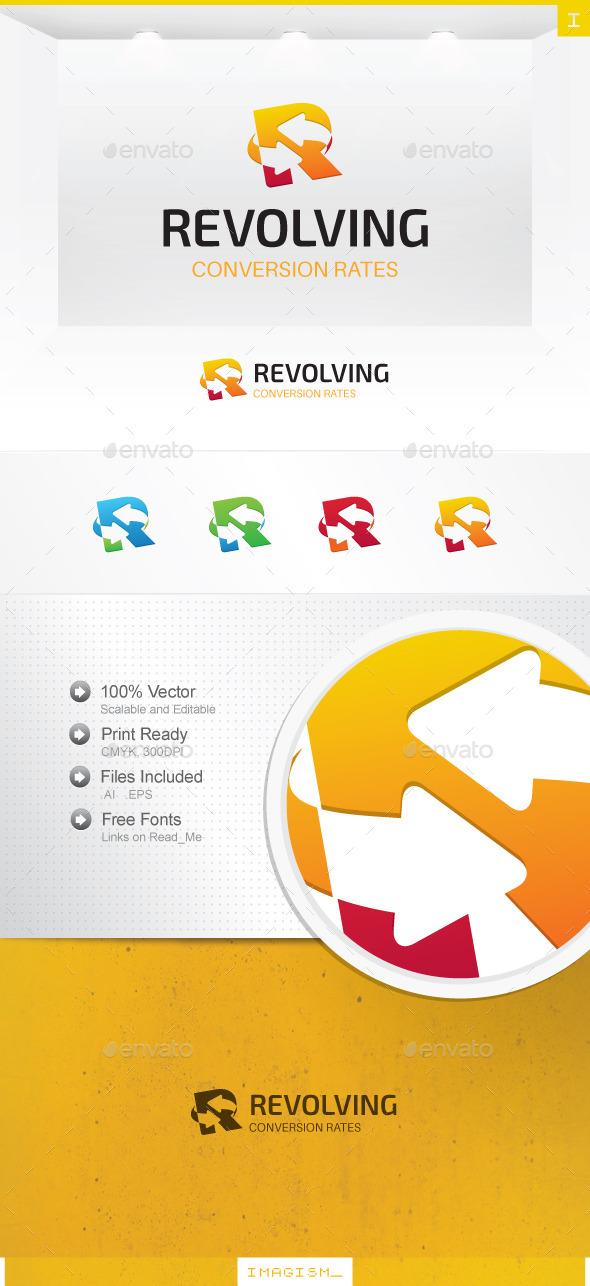 Revolving Logo - Letters Logo Templates