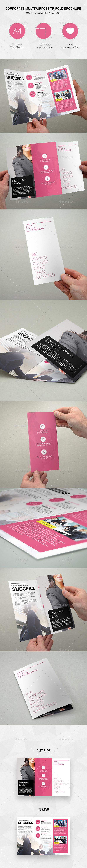 Businss Trifold Brochure - 13 - Corporate Brochures