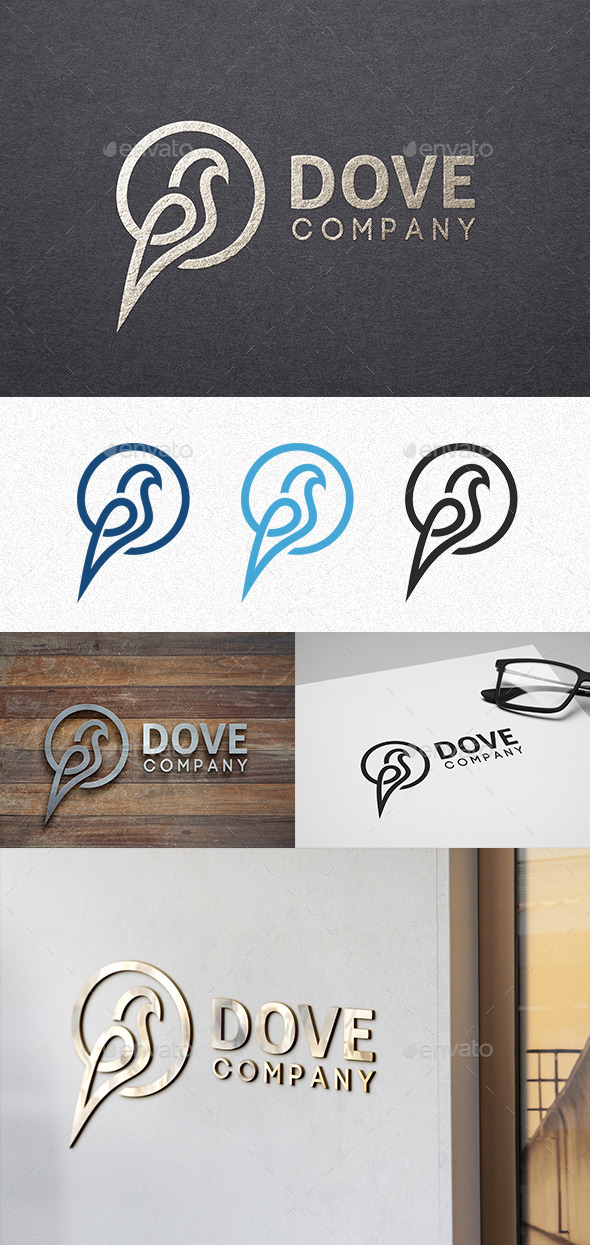 Dove - Logo Templates