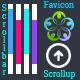 TWI Scrollbar, Scrollup & Favicon (3 in 1)