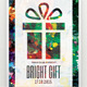 Bright Gift Poster Template - GraphicRiver Item for Sale