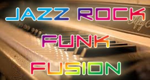 Jazz Rock, Funk, Fusion