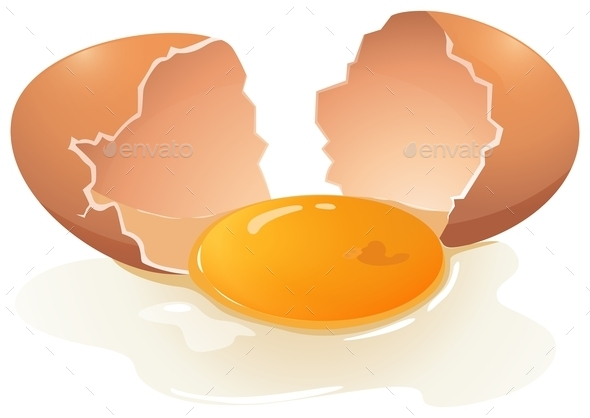 Egg Yolk - Miscellaneous Conceptual