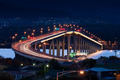 Tasman Bridge at Night - PhotoDune Item for Sale
