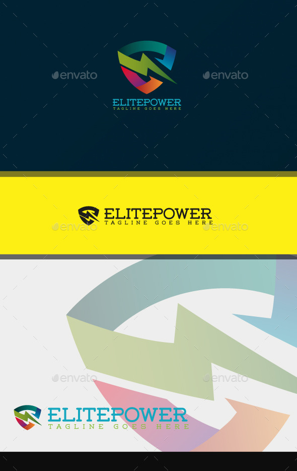 Elitepower Letter E - Abstract Logo Templates