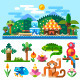 Tropical Landscape - GraphicRiver Item for Sale