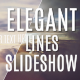Elegant Lines Slideshow - VideoHive Item for Sale