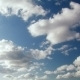 Summer White Clouds - VideoHive Item for Sale