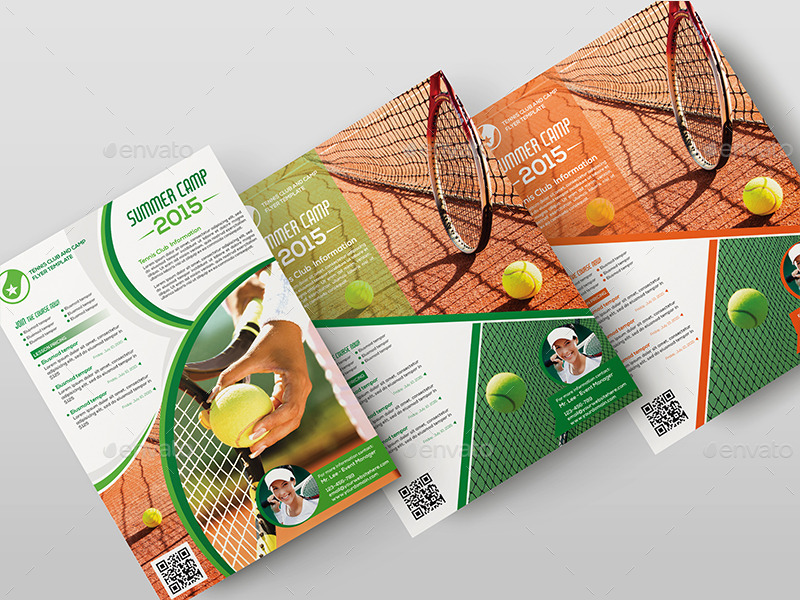 01 Tennis Club And Camp Flyer Template Jpg 02 03