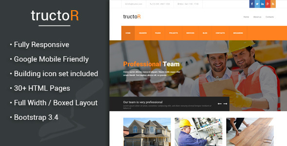 Tructor – Architecture and Building Agency