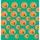 Orange Pattern - GraphicRiver Item for Sale