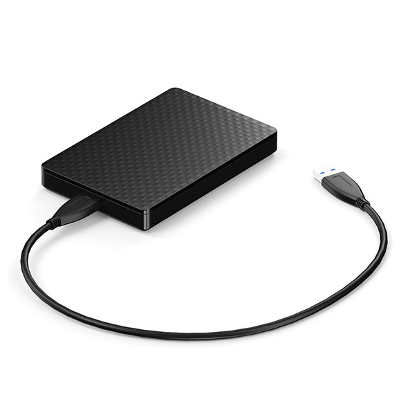 Portable HDD - 3DOcean Item for Sale