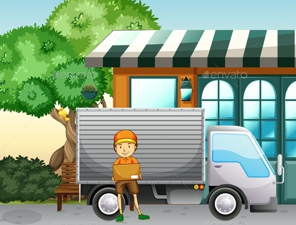Delivery - Services Commercial / Shopping