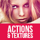 Oniric Actions and Textures Vol.5 - GraphicRiver Item for Sale