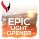 Epic Light Media Opener - VideoHive Item for Sale