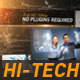 Hi-Tech Promo - VideoHive Item for Sale