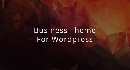 beautiful, responsive, parallax, professional! the best business theme for wordpress 2015