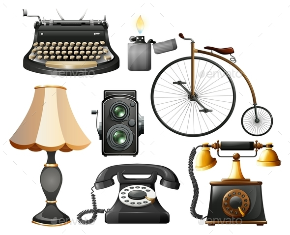 Antiques - Miscellaneous Conceptual