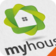 My House Logo - GraphicRiver Item for Sale