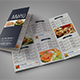Restaurant Tri-Fold Food Menu - GraphicRiver Item for Sale