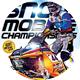 Snow Mobile Championships Sports Flyer
