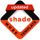 Shade - Creative Template Nulled