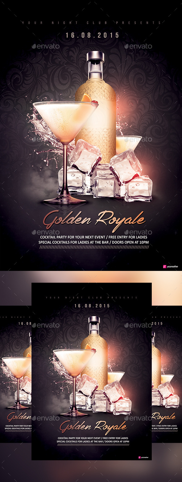 Golden Royale - Clubs & Parties Events