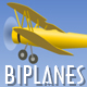 Biplanes - GraphicRiver Item for Sale