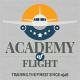 Travel agency or flight school vector logo - GraphicRiver Item for Sale