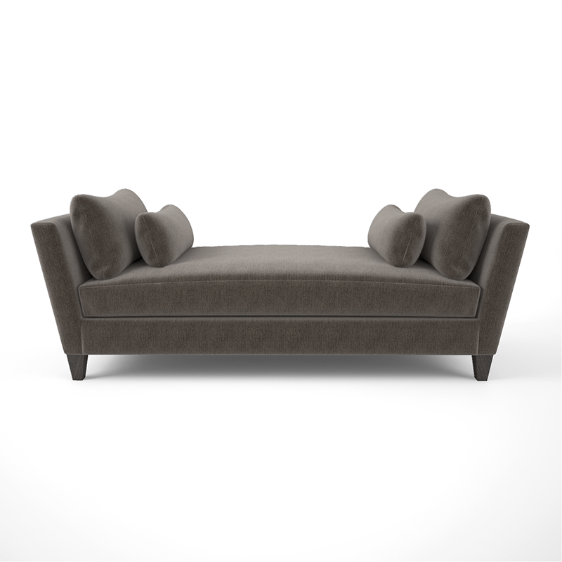 Image Set Crate And Barrel Marlowe Daybed Sofa 5 Png