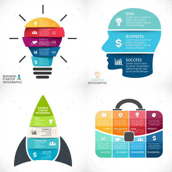 Business Project Infographics - Infographics