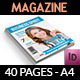 Business Spirit Newsletter Magazine - 40 Pages V.3 - GraphicRiver Item for Sale