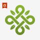 Green Logo Template