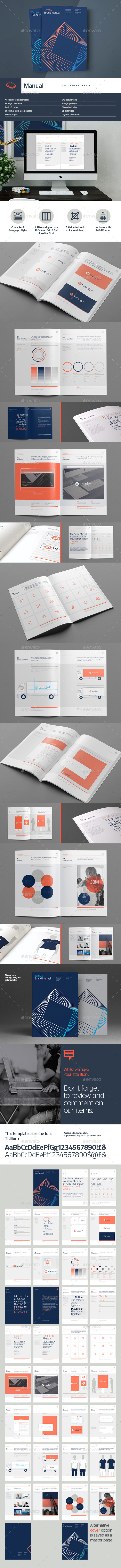 Temply Manual - Informational Brochures