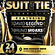 Suit and Tie Party Flyer v2 - GraphicRiver Item for Sale